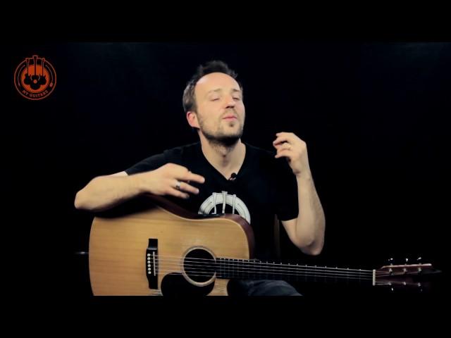 Comment jouer du Blues à la Guitare - Le Shuffle