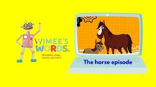 Wimee's Words - HORSES