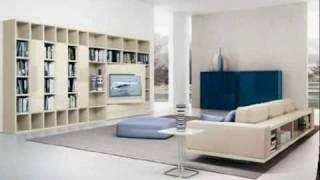 2011 Modern Living Room Designs