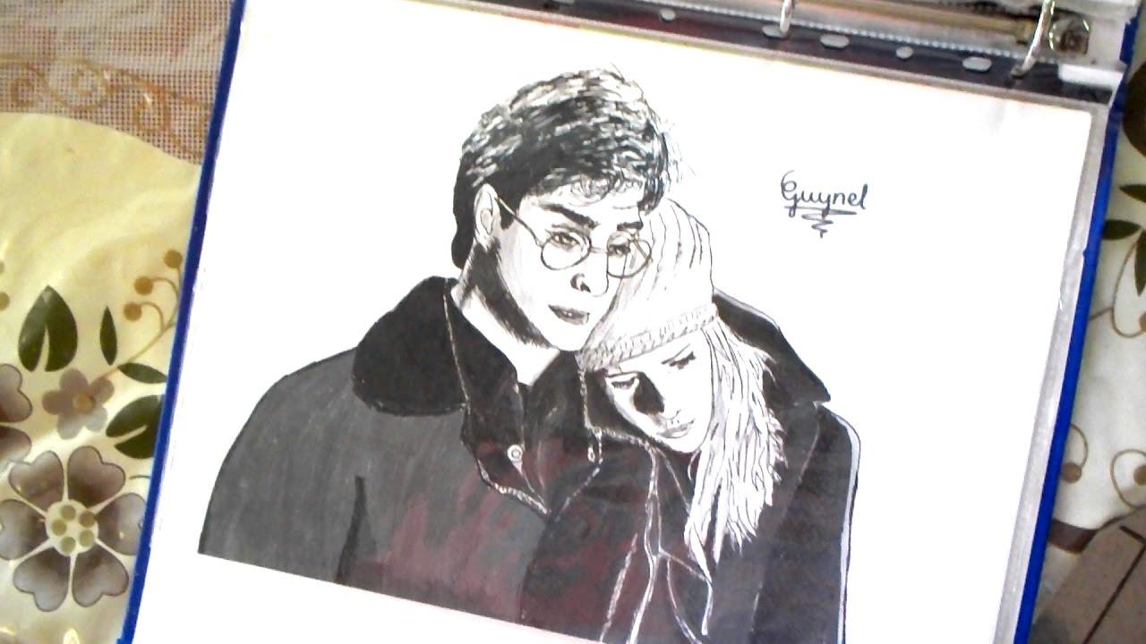 VENEZ VOIR MES DESSINS! (Zelda, Harry Potter, Emma Watson)