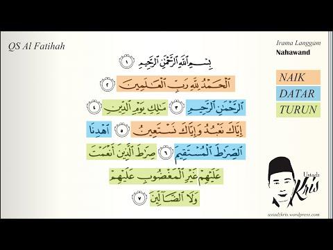 PLQM L02W01 - Belajar Maqom Nahawand Seperti Murotal Husary, Fatih Seferagic & Mishary Alafasy (HD)