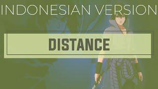 Distance ⬘ LONG SHOT PARTY (Indonesian Version) (Naruto Shippuden OP 2) ||  ōkami ken cover