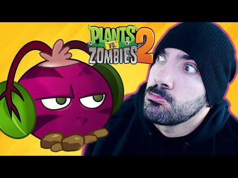 LA REMOLACHA TREMENDA ⭐️ Plants vs Zombies 2 | iTownGamePlay