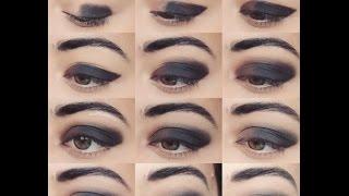 Пошаговый свадебный макияж для карих глаз(, 2014-09-23T03:50:51.000Z)