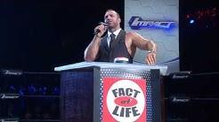 Eli Drake Names Dummies in TNA