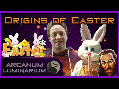 Pagan Origins of Easter (Jesus vs Tradition)