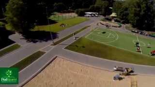 Pod Lipami - Halo Mazury Ośrodek Wypoczynkowy dla dzieci w Lidzbarku