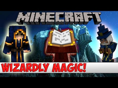 Minecraft Plugin Tutorial - Wizardly Magic