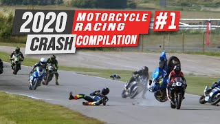2020 Motorcycle Racing Crash Compilation #1