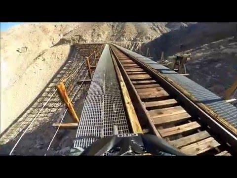 Mountain Biking Carrizo Gorge railway!