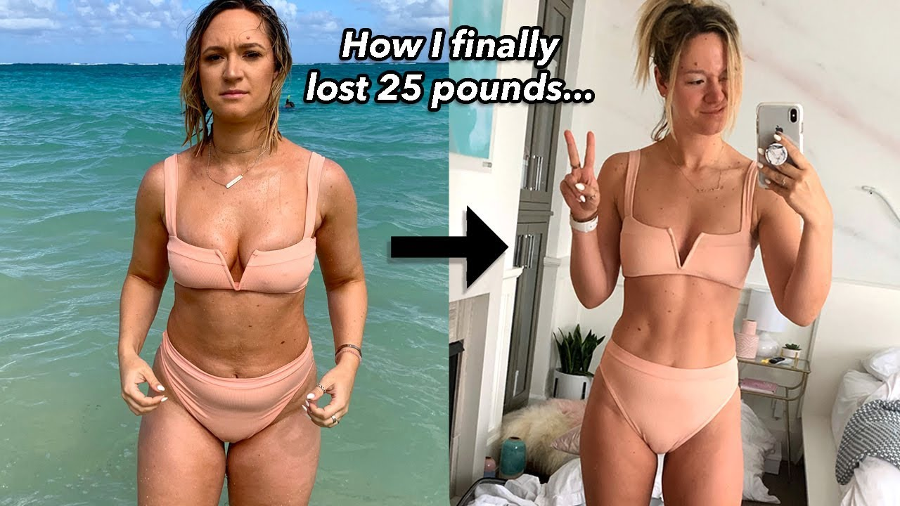 How I Finally Lost Weight / My Fitness Journey!