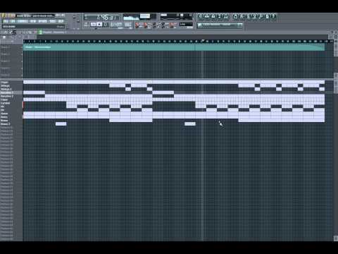 Bun-B ft. Drake - Put It Down (FL Studio REMAKE by ow.tee beatz)