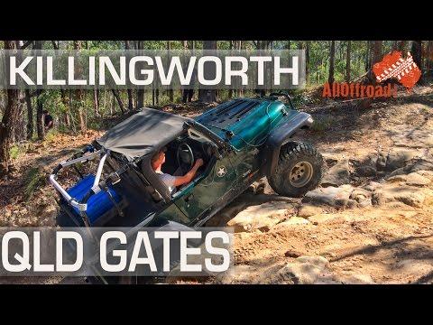 4x4 Killingworth QLD Gates 4wd | ALLOFFROAD # 90