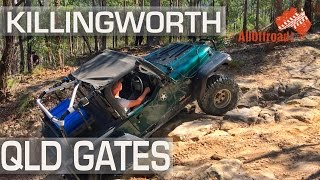 4x4 Killingworth QLD Gates 4wd | ALLOFFROAD # 90