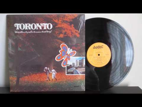 Toronto: What Other City Calls Its Main Street Yonge? (1967) - Vinyl Album