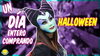 🎃 24 HORAS COMPRANDO para HALLOWEEN 2019!! All Day buying anythings Halloween!! Momentos Divertidos