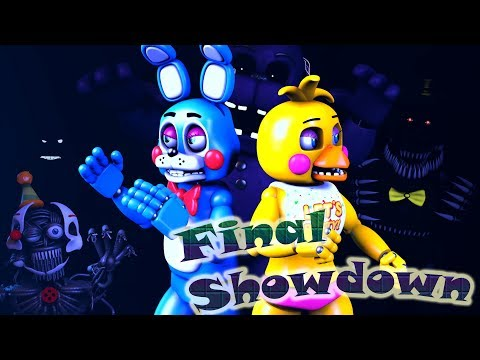 "[SFM] [FNaF] ""Final Showdown"" |Resistance| by Skillet (Cover by SixFiction)"