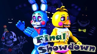 - SFM FNaF Final Showdown Resistance by Skillet Cover by SixFiction