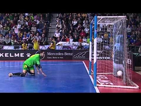 FC Barcelona Alusport 4 vs 6 Marfil Santa Coloma