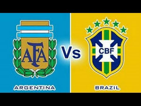 SuperDoctorGamer Plays Fifa 14 with Friends Argentina vs Brazil