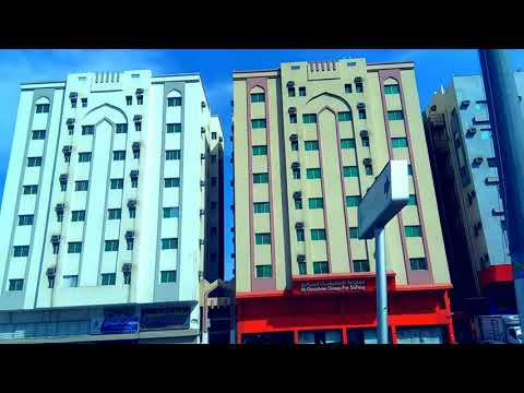 Medina City View From Window 2020 Madinah City Tour Street View Saudi Arabia Youtube