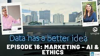Future of Work Show Ep.16: Marketing - AI & Ethics