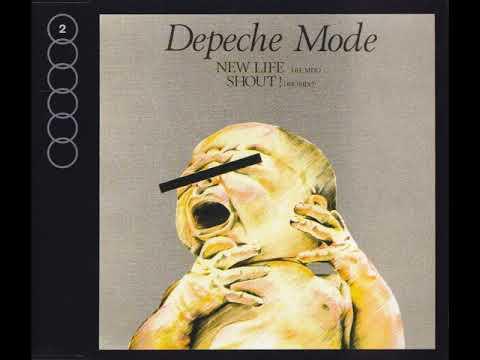 Depeche Mode -  Shout (Single Version)
