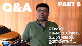 Which car to buy? Baiju N Nair answering your doubts on cars | Part 5
