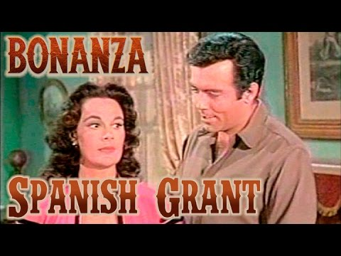 BONANZA | S1E21 | The Spanish Grant