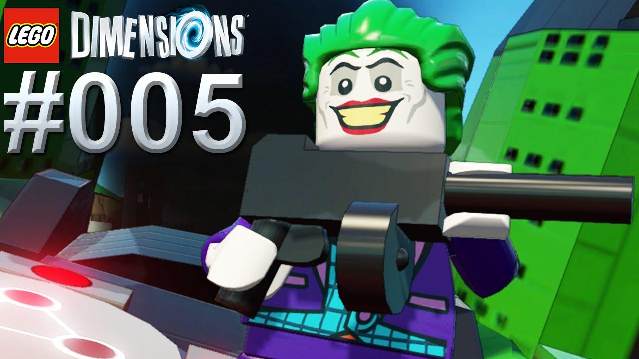 lego dimensions 005 der joker let 39 s play lego. Black Bedroom Furniture Sets. Home Design Ideas