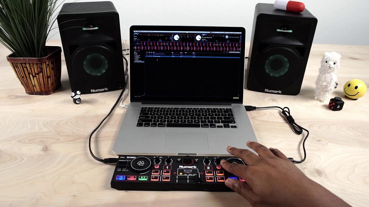 DJ2GO2 Tutorial