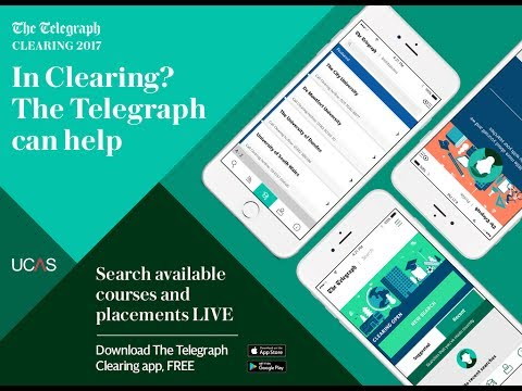 Telegraph Clearing, the UK's only official Clearing app