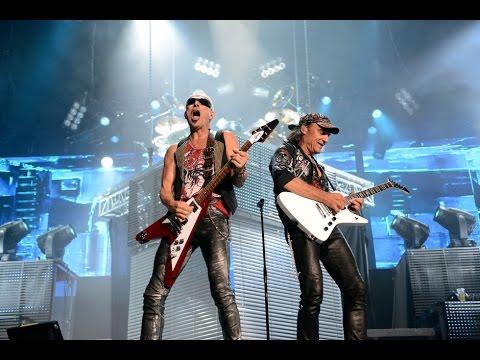 Scorpions, El Paso, Tx Live May 24, 2016