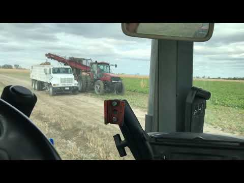 Nebraska Sugar Beet Harvest 2018