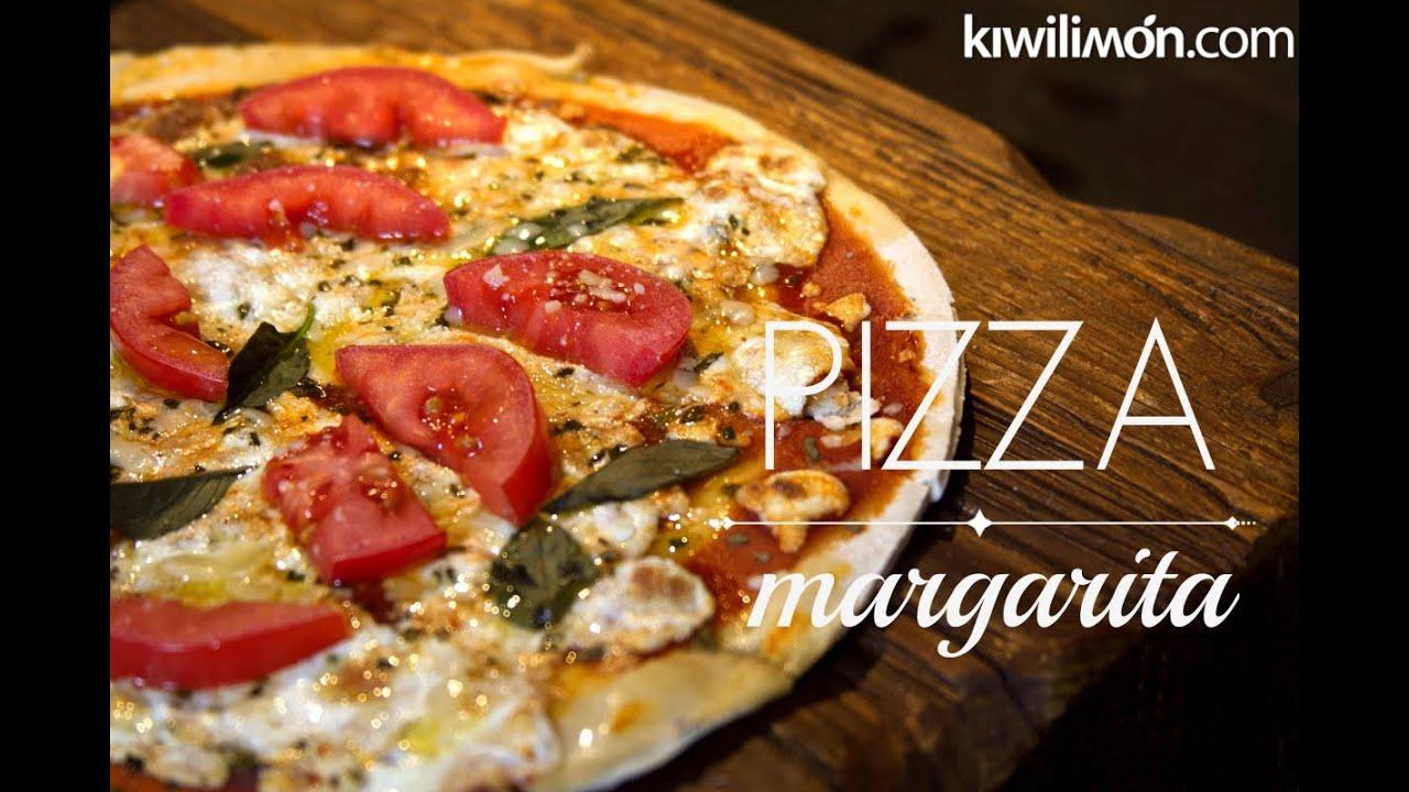 Pizza margarita youtube for Pizza original