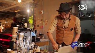 Proprietarul unei cafenele din China schimba vietile amatorilor de cafea