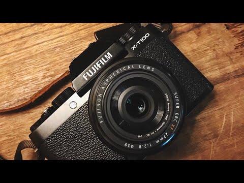 Đánh Giá Fujifilm XT100