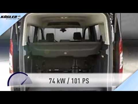 Ford Tourneo Connect L1 1 5 Tdci Trend 18