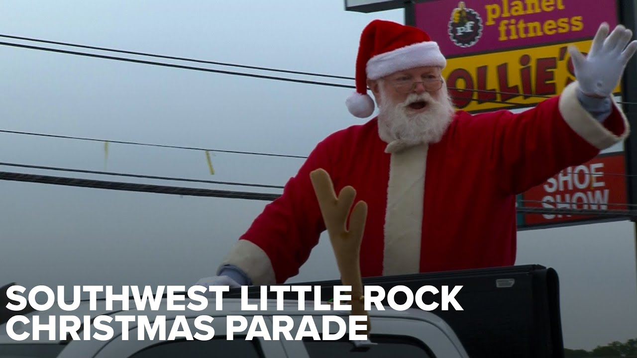 Little Rock Arkansas Christmas Parade 2020 Southwest Little Rock Christmas parade brings joy to community