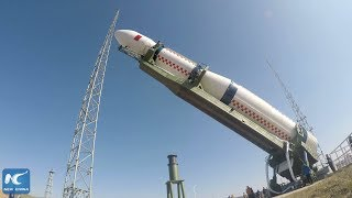 China launches 3 commercial remote sensing satellites