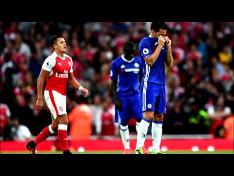 ARSENAL v CHELSEA: In pictures