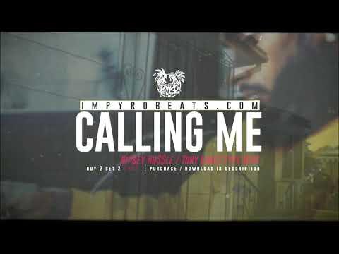 "[FREE] NIPSEY HUSSLE x TORY LANEZ TYPE BEAT 2019 – ""Calling Me"" (Prod.By @pyrobeats)"