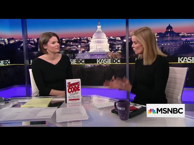 Confidence Code for Girls – MSNBC Interview