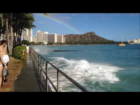 Waikiki King Tide Epic Mayhem!!!