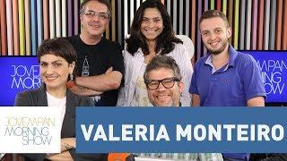 Valeria Monteiro - Morning Show - 24/11/17