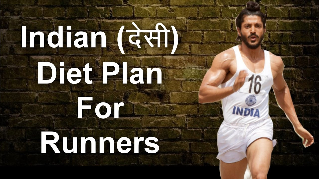 Diet plan for track and field