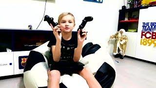 ⚽ КУПИЛ Sony Playstation 4 Slim. ОБЗОР PS4 ⚽ BOUGHT Sony Playstation 4 Slim. PS4 REVIEW