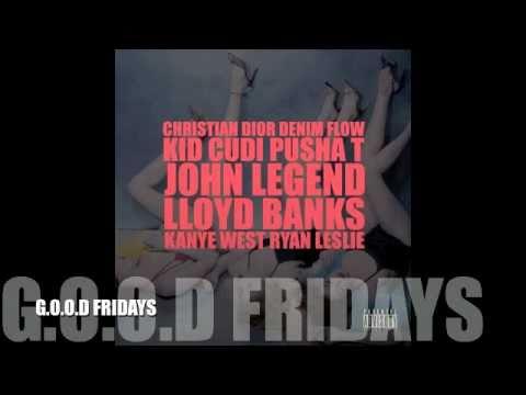 Kanye West - Christian Dior Denim Flow [Extended][Download Inside]