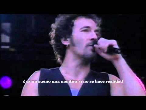 Bruce Springsteen- The River (subtitulada en español)