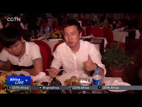 Jiangnan Food Festival wows diners in Cairo